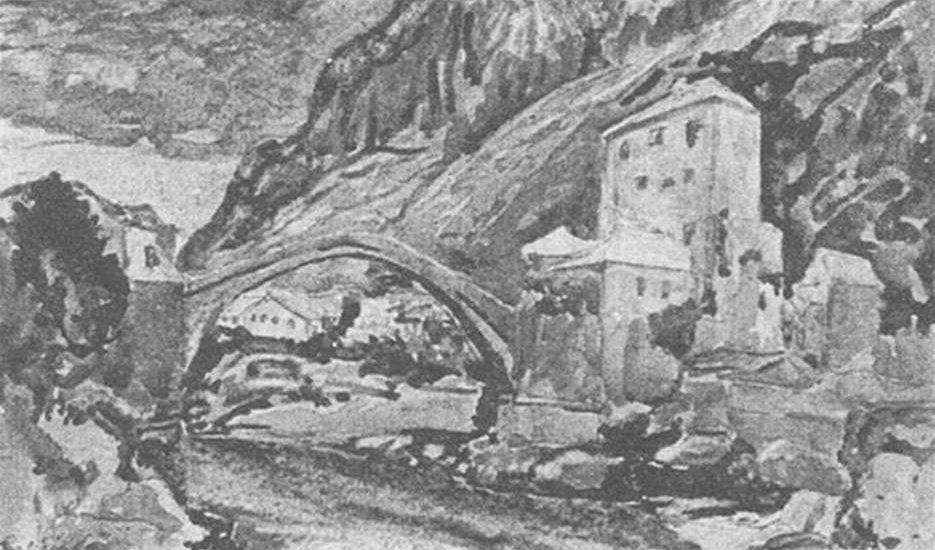 Historijska baština Mostara - Stari most