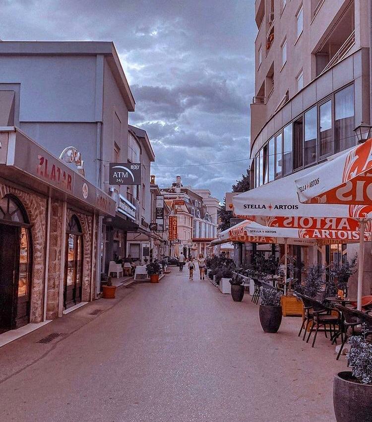 Fejićeva ulica (Ulica braće Fejić) u Mostaru