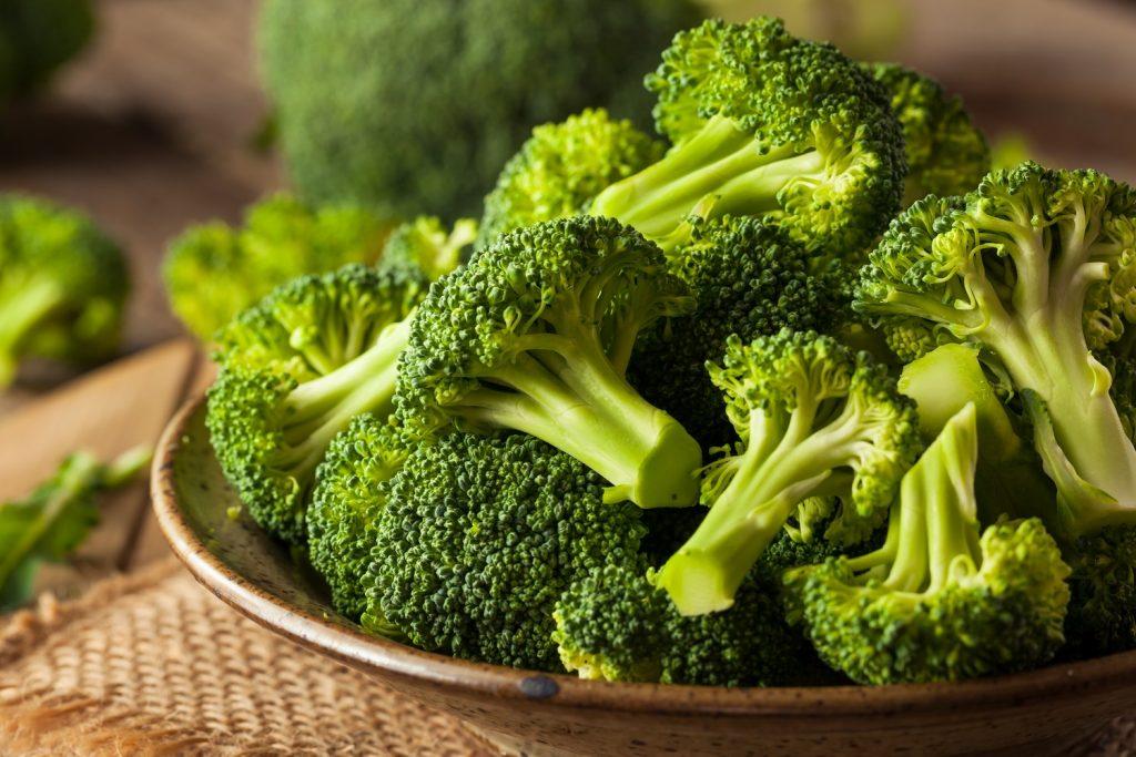 Brokula kuhana na pari svjetski je poznata delicija