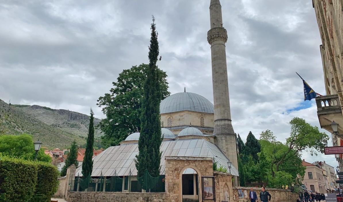 Karađoz-begova džamija - Mostarski.info