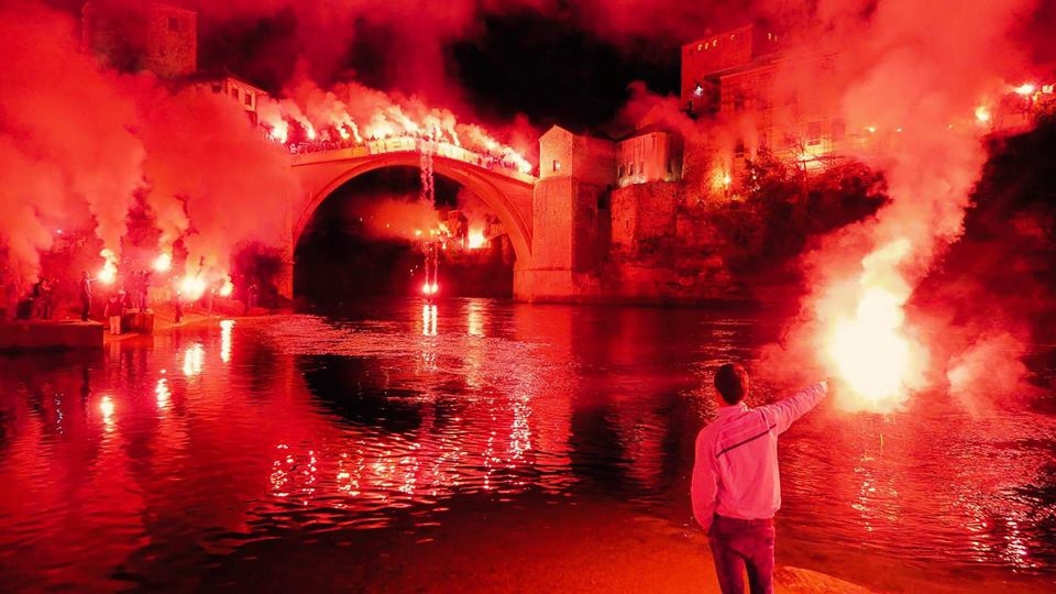 VELEŽ – simbol Mostara
