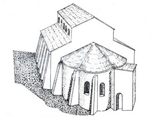 Starokršćanska Bazilika u Cimu