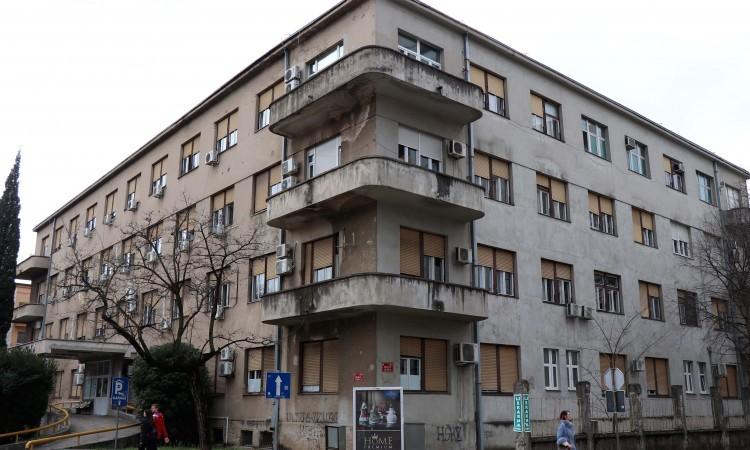 SKB/ U mostarskoj covid-bolnici 54 pacijenta