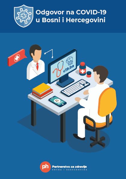 Partnerstvo za zdravlje/ Donacija zaštitne opreme i testova naCOVID-19 zdravstvenim radnicima u Sarajevu, Bijeljini i Mostaru