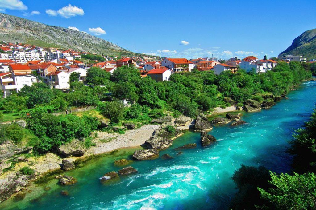 Najhladnija rijeka na svijetu - Neretva
