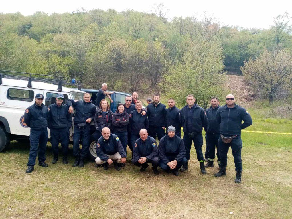 """Timovi FUCZ deminirali 27.852 m² površine na zadatku """"Koridor Vc Mostar Jug–Buna"""""""