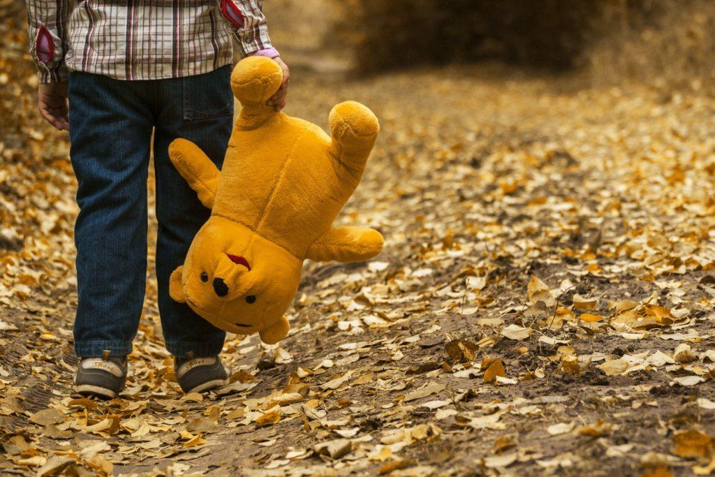 Plišani medo je prvi najbolji prijatelj i spada u najdraže igračke