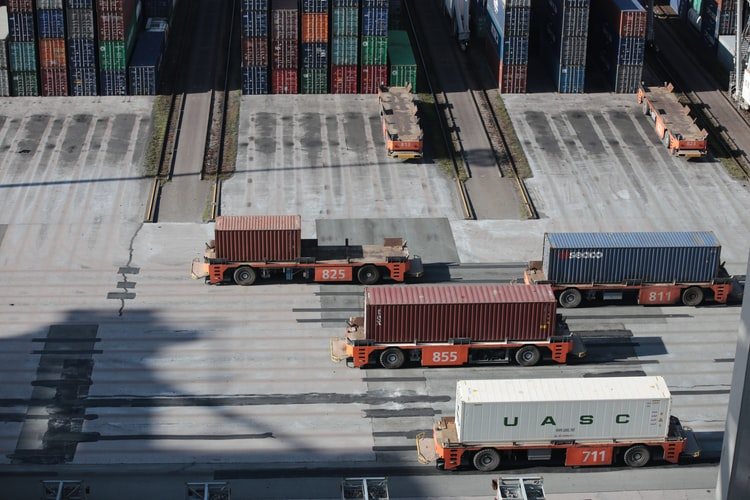 Kontejnerski Uvoz iz Kine