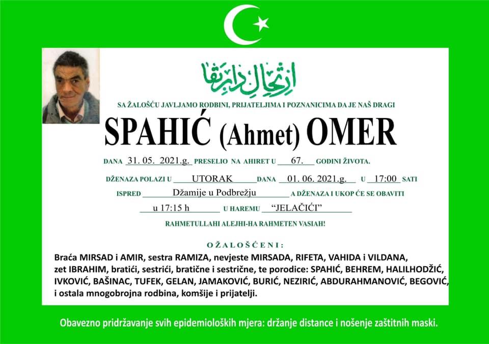 Spahić Omer