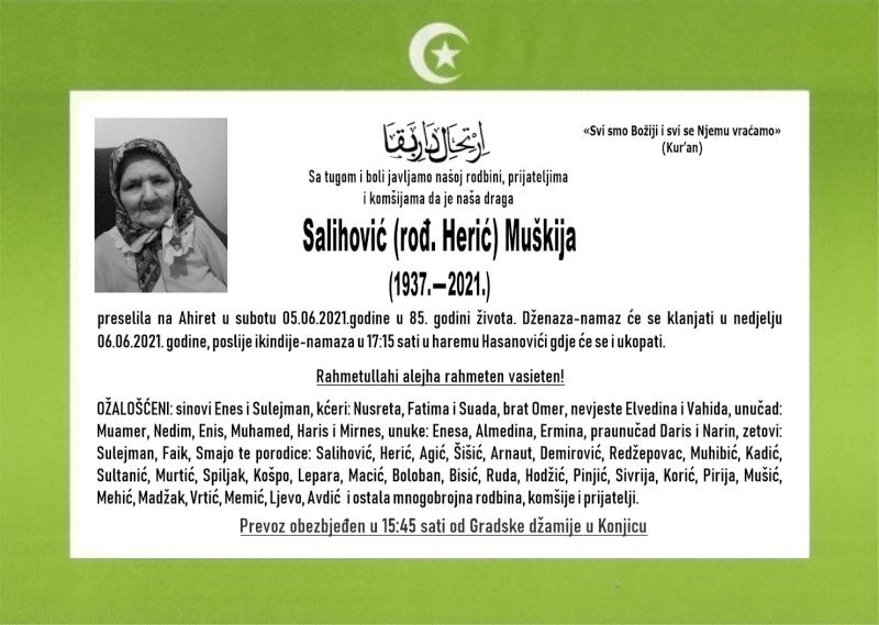 Salihović Muškija