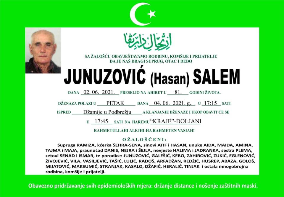 Junuzović Salem