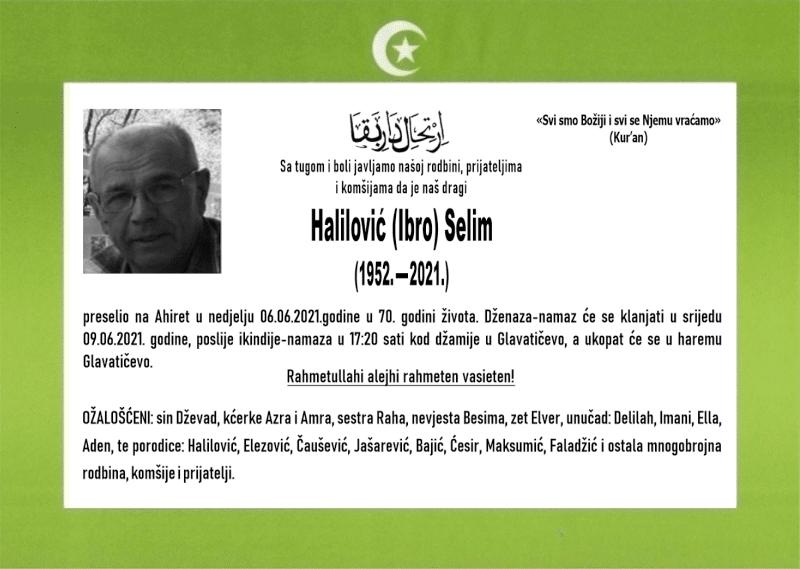 Halilović Selim