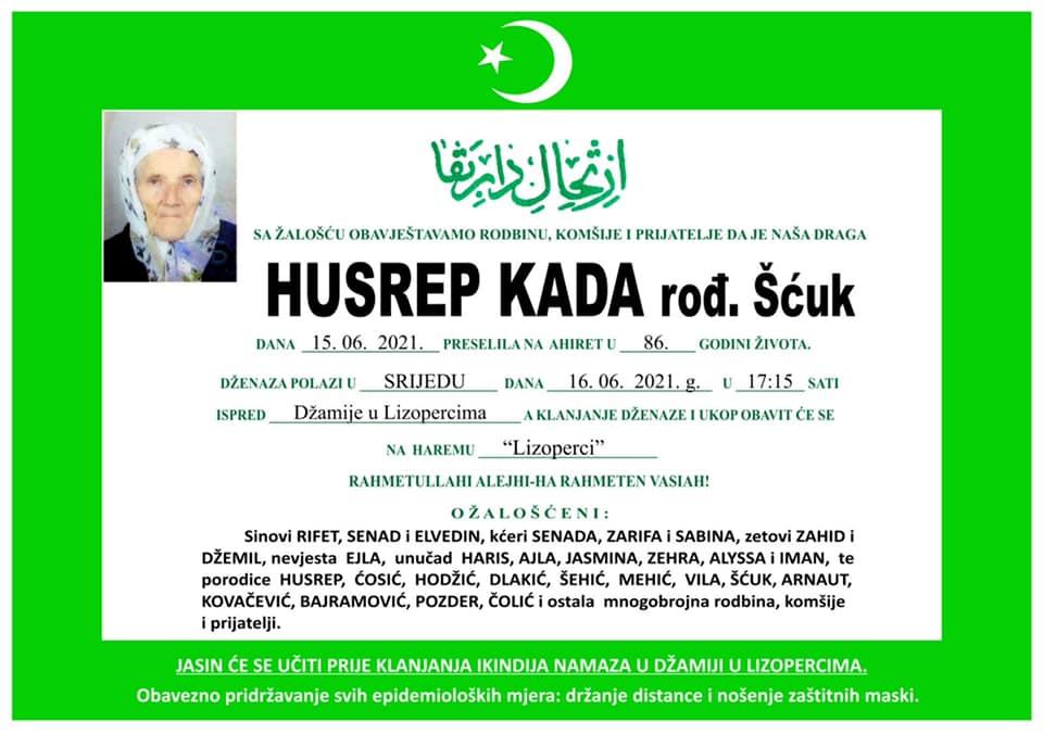 Husrep Kada