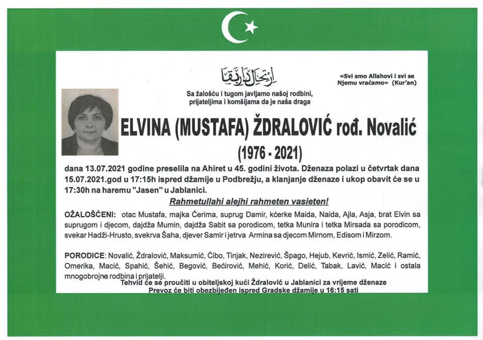 Elvina Ždralović