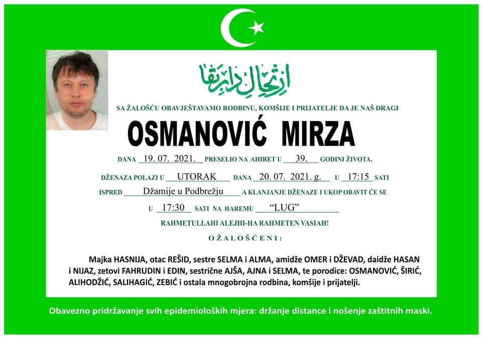 Osmanović Mirza