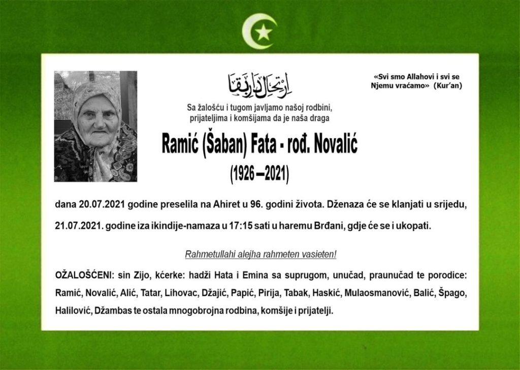 Ramić Fata