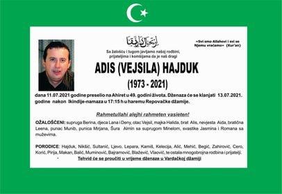 Adis Hajduk