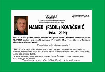 Hamed Kovačević