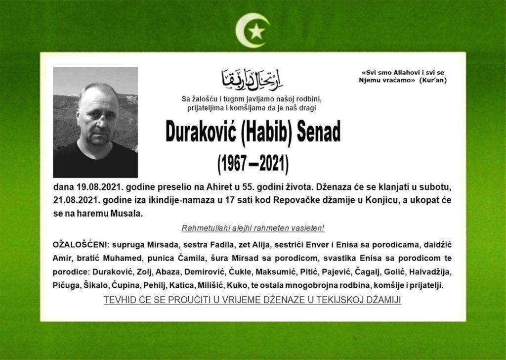 Duraković Senad
