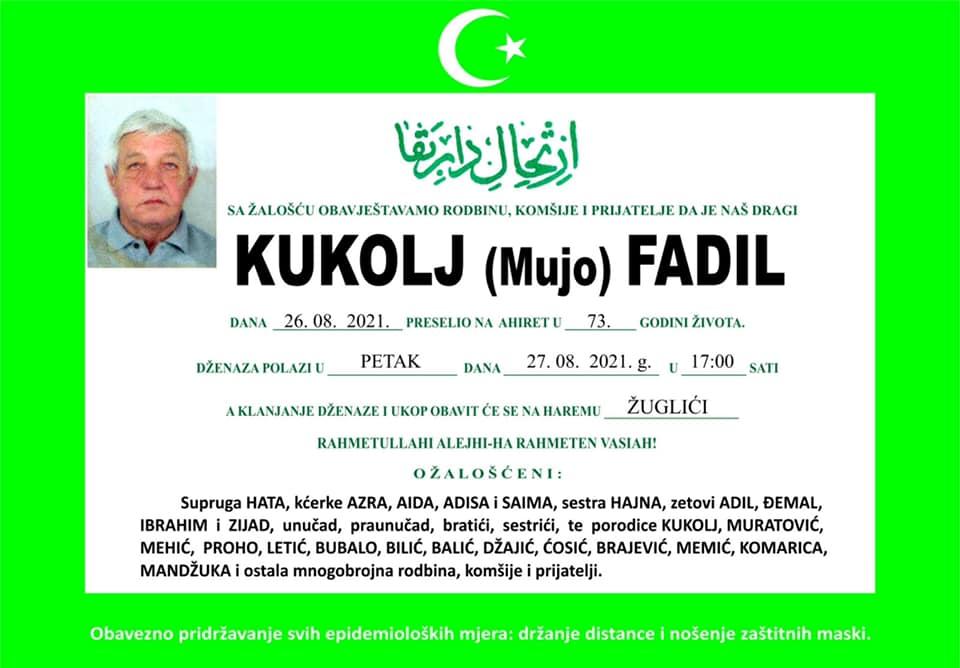 Kukolj Fadil