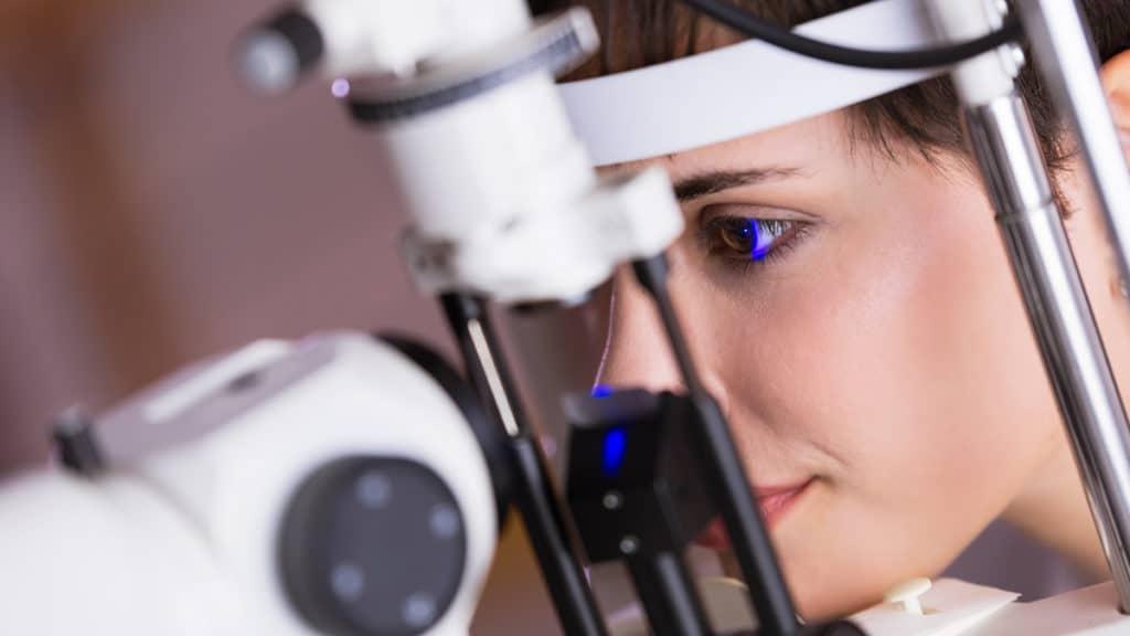 Posao oftalmologa