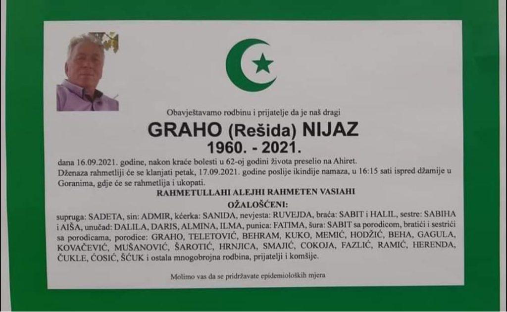 Graho Nijaz