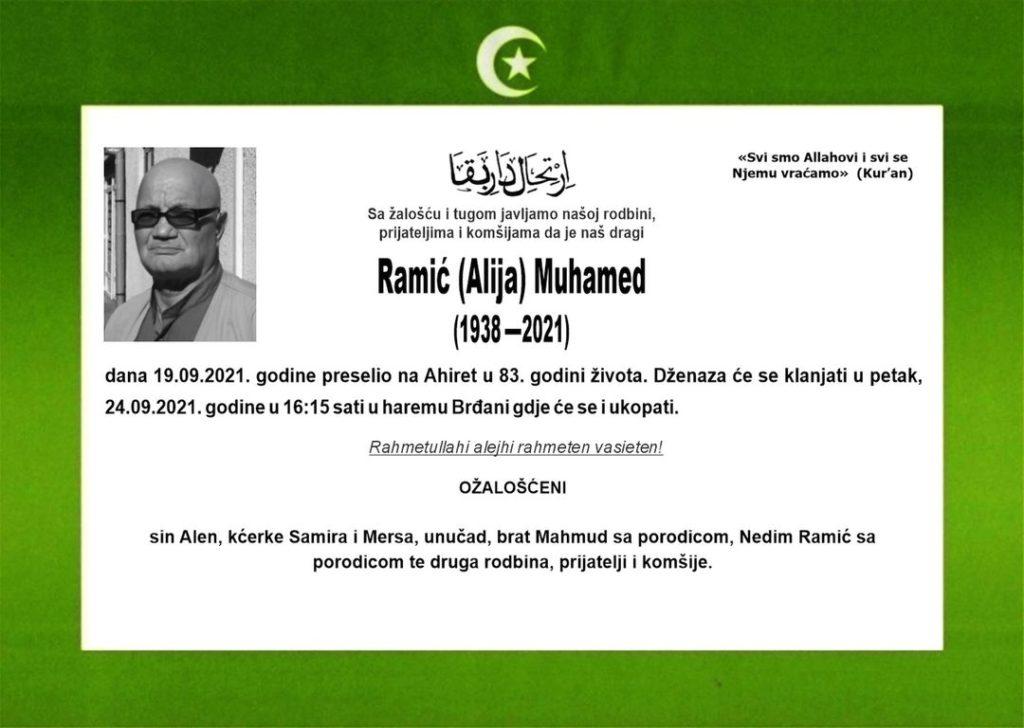 Ramić Muhamed