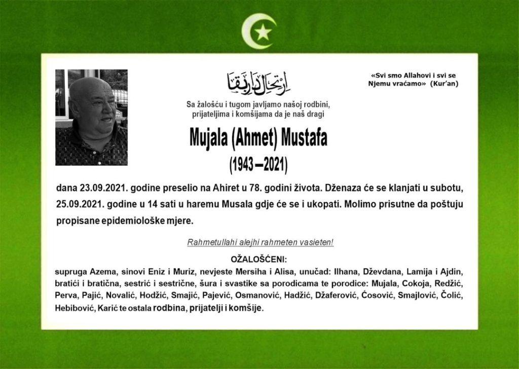 Mujala Mustafa