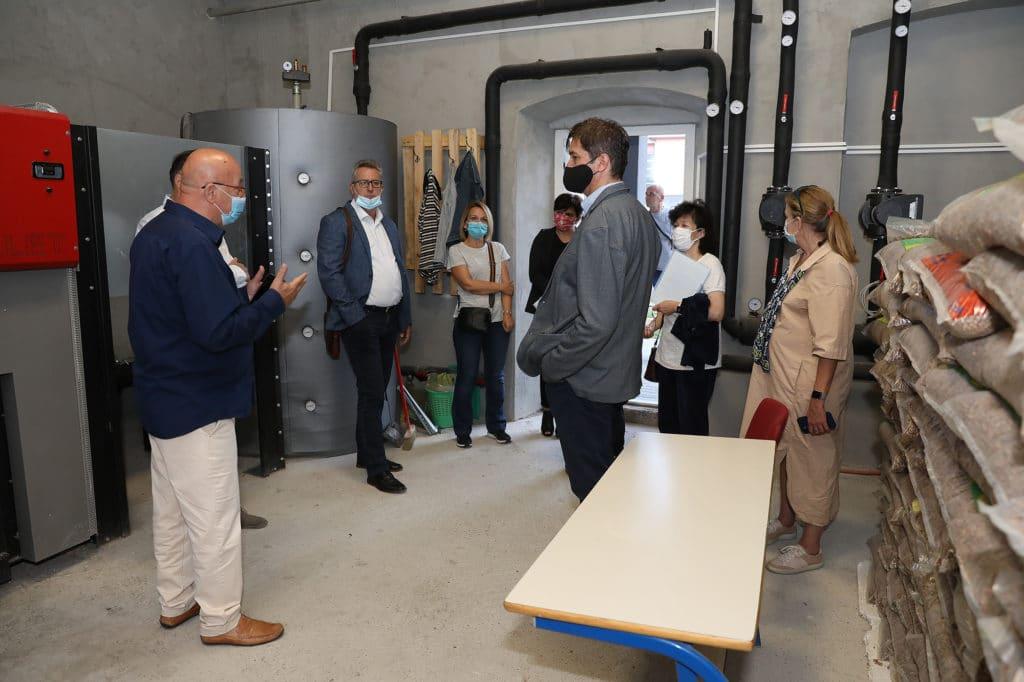 Delegacija Svjetske banke posjetila obnovljene škole u Mostaru
