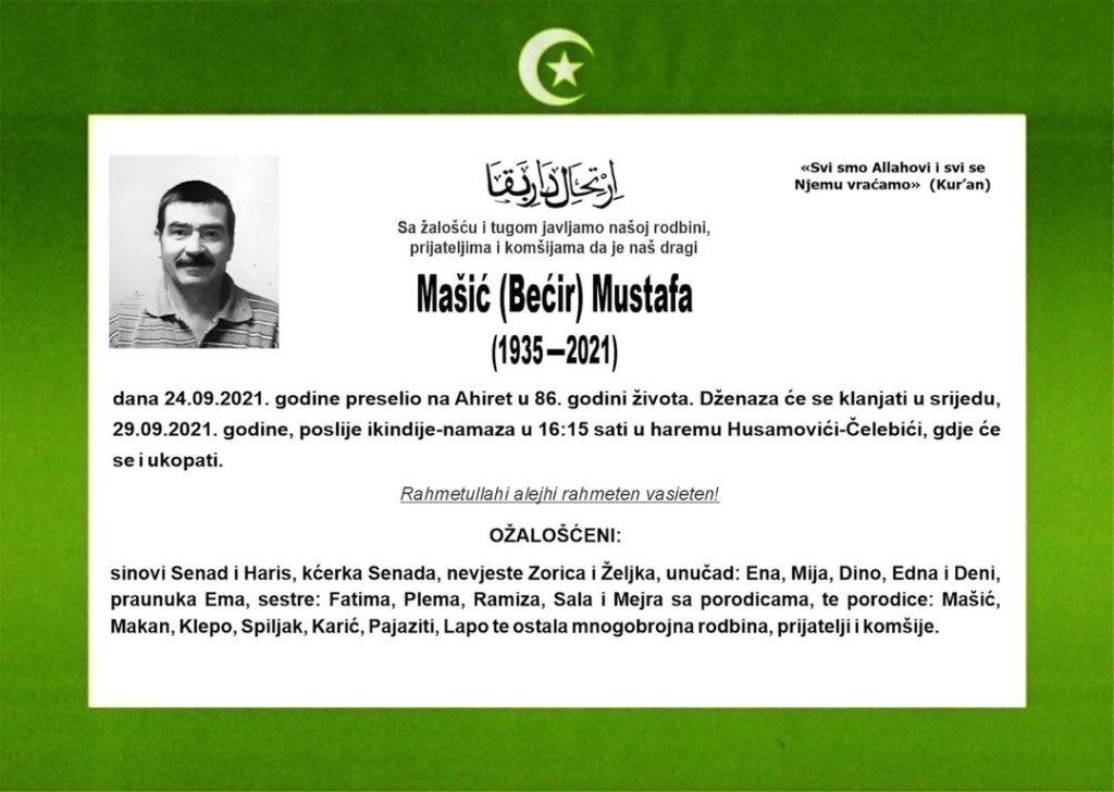 Mašić Mustafa
