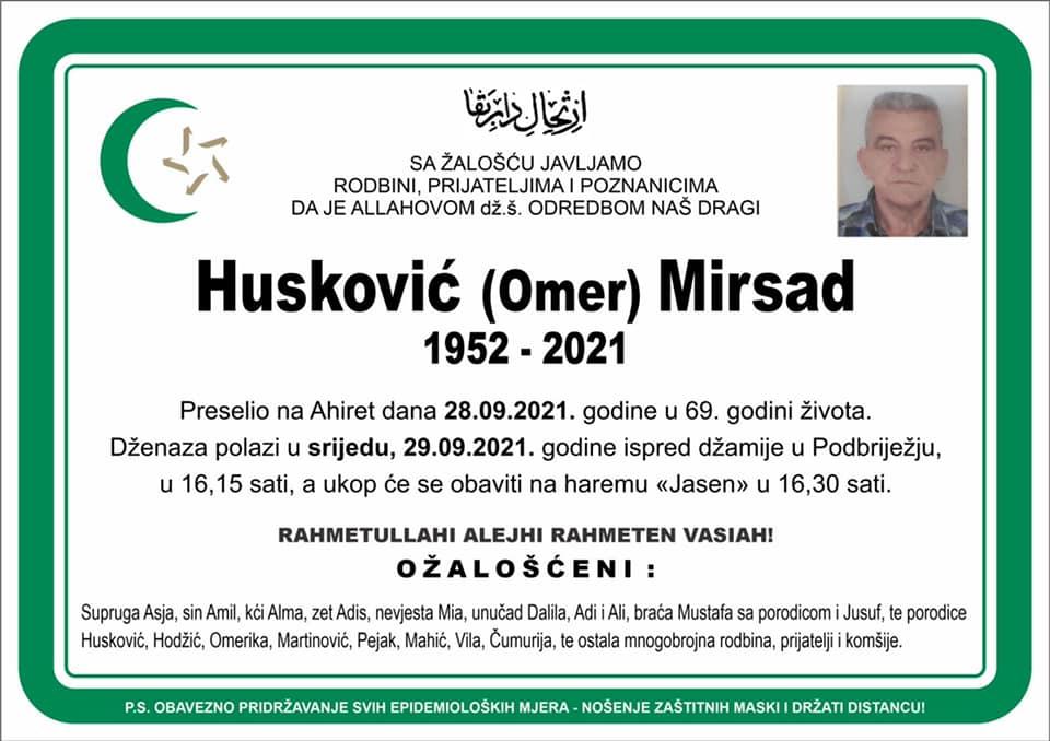 Husković Mirsad