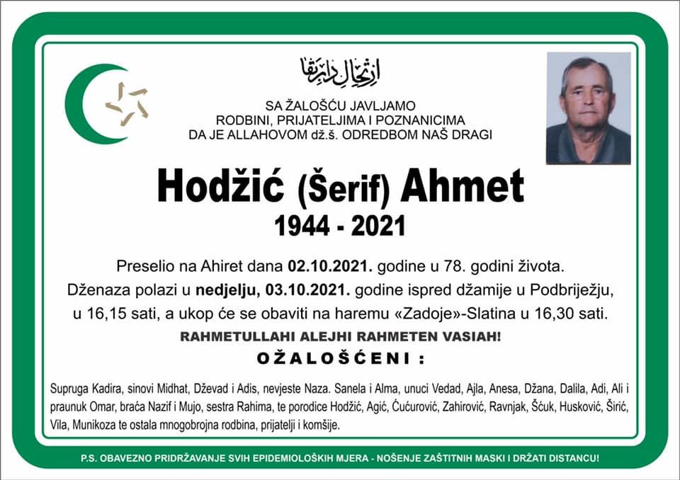 Hodžić Ahmet