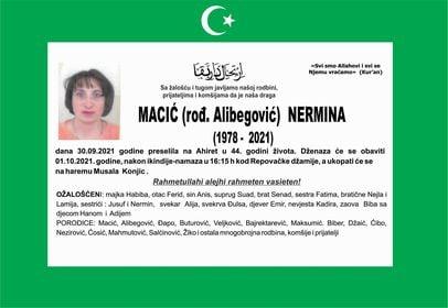 Macić Nermina