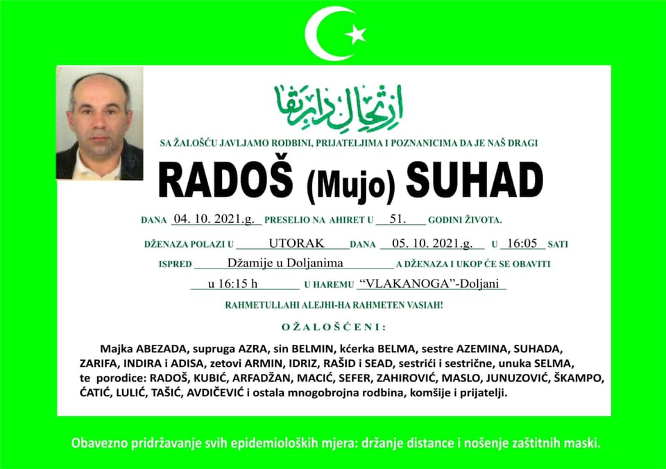 Radoš Suhad