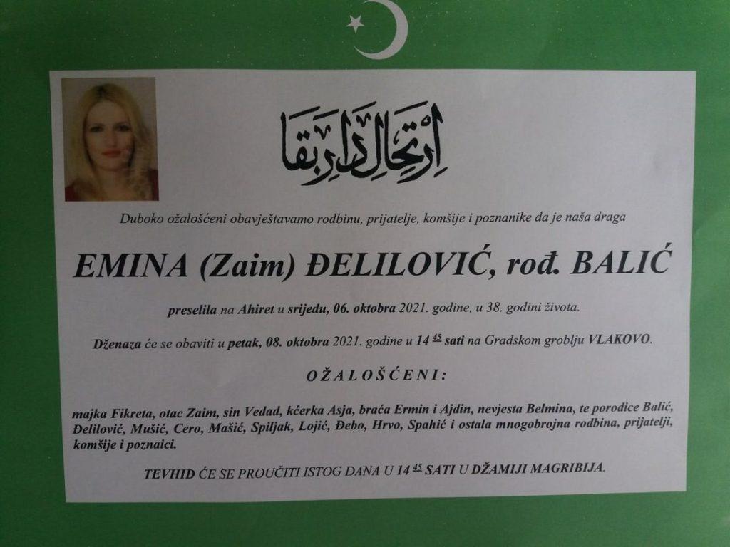 Emina Đelilović