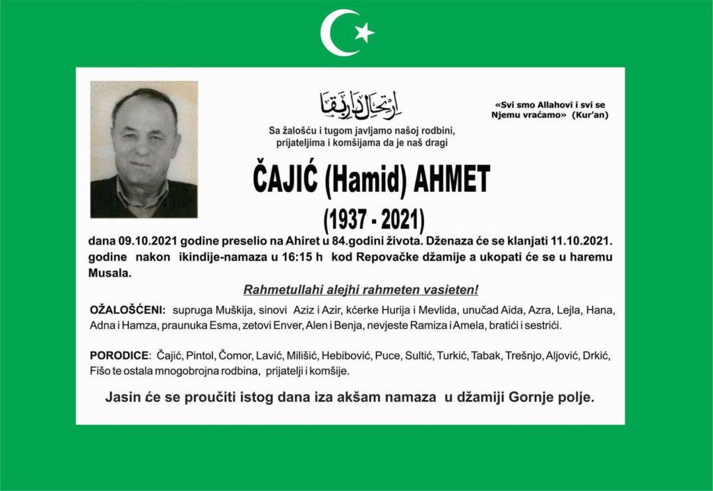 Čajić Ahmet