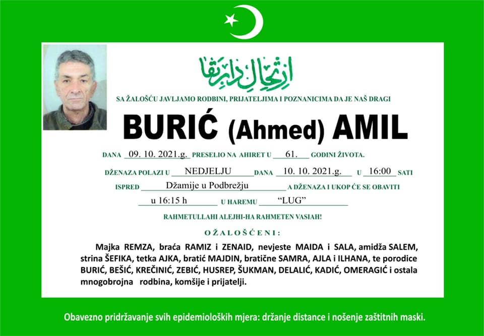 Burić Amil